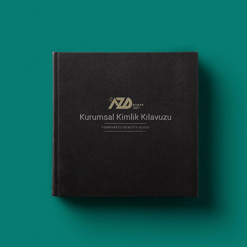 Azd Kimya - Corporate Identity