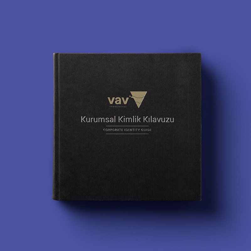 Vav Endüstriyel - Corporate Identity