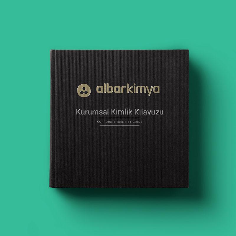 Albar Kimya - Corporate Identity