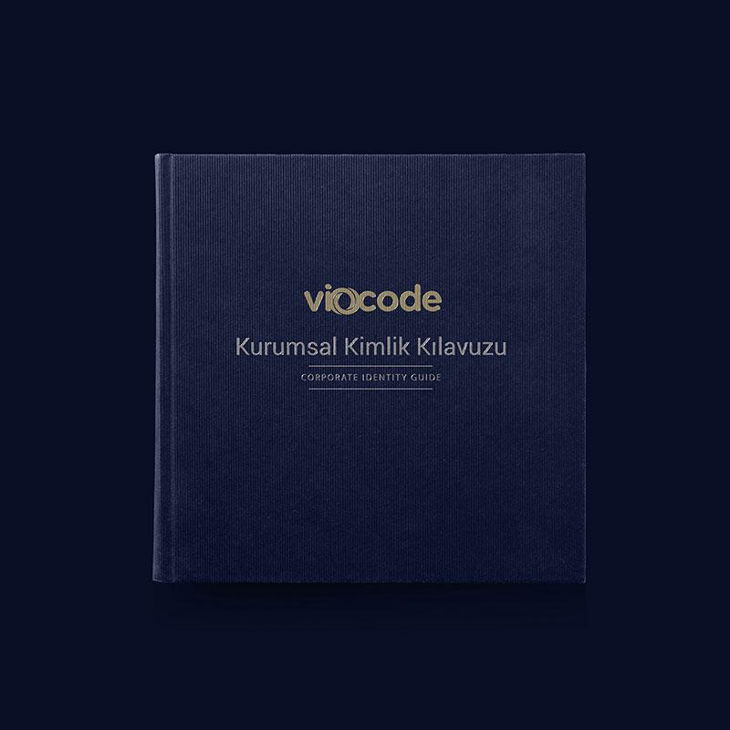 Vio Code - Corporate Identity