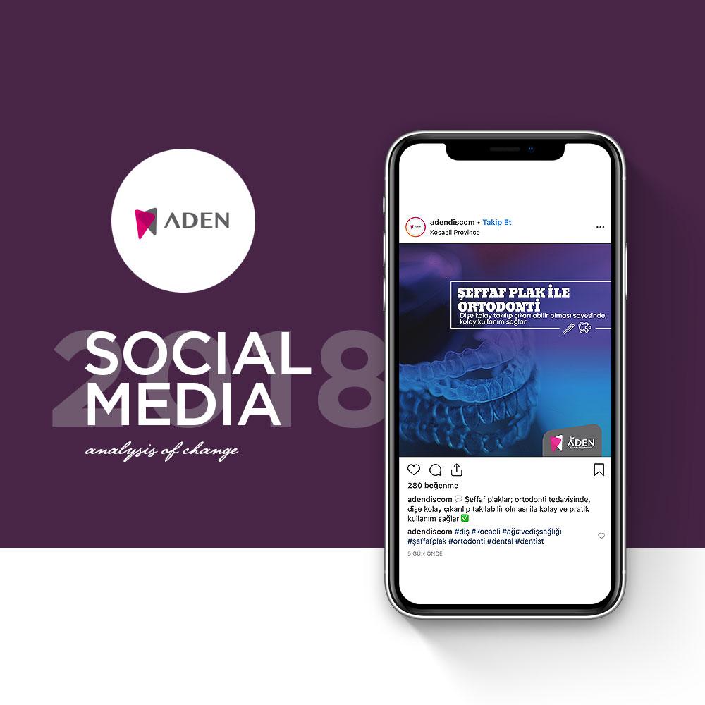 Aden Dental - Sosyal Medya Yönetimi