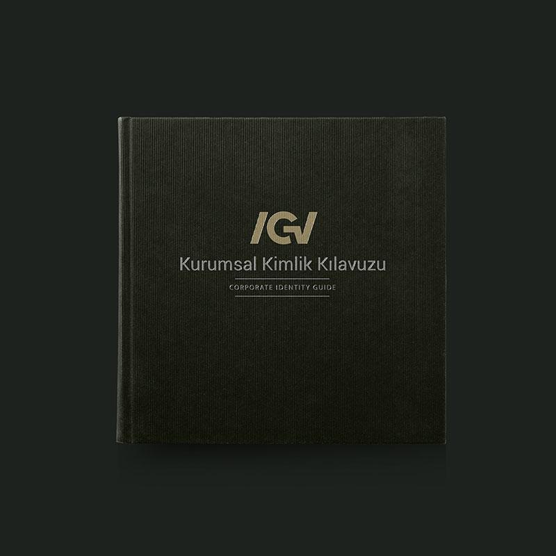 IGV Concept - Corporate Identity