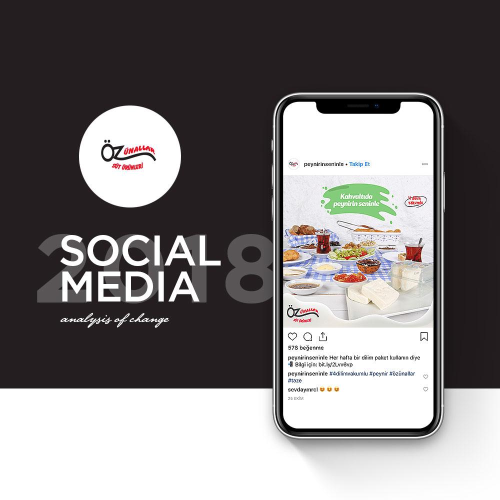 Özünallar - Sosyal Medya Yönetimi