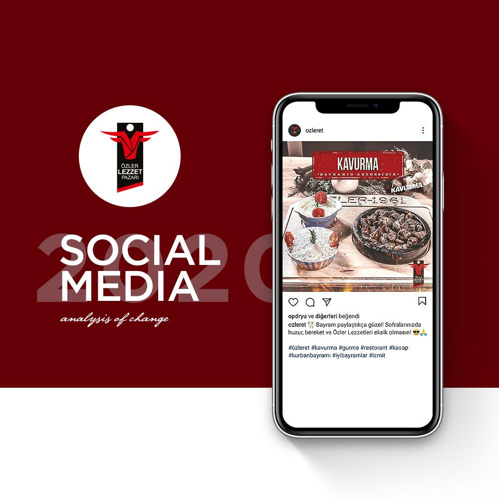 ÖZLET ET - Sosyal Medya Yönetimi