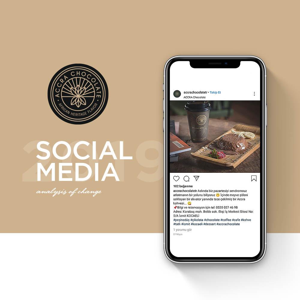 Accra Chocolate - Sosyal Medya Yönetimi