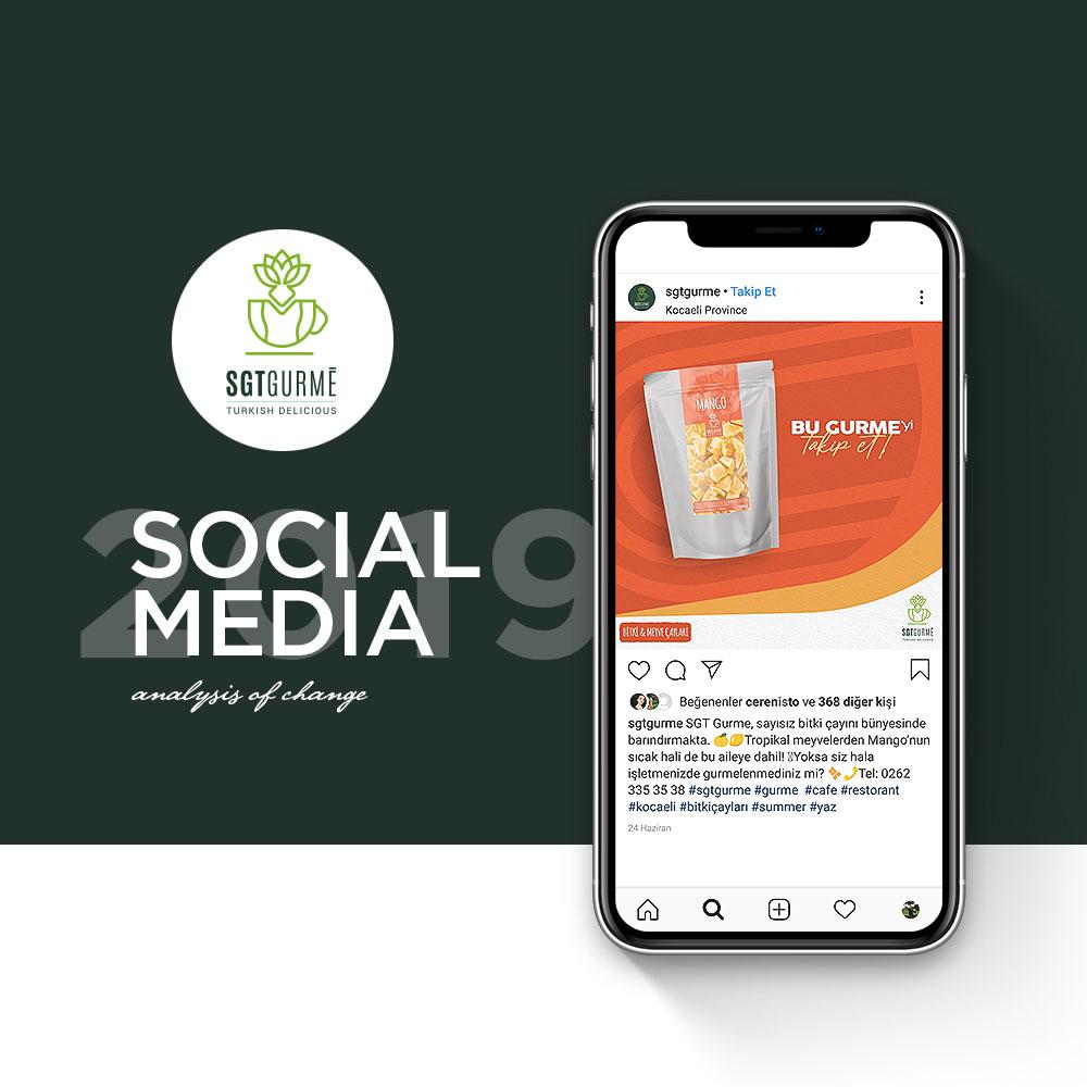Sgt Gurme - Sosyal Medya Yönetimi