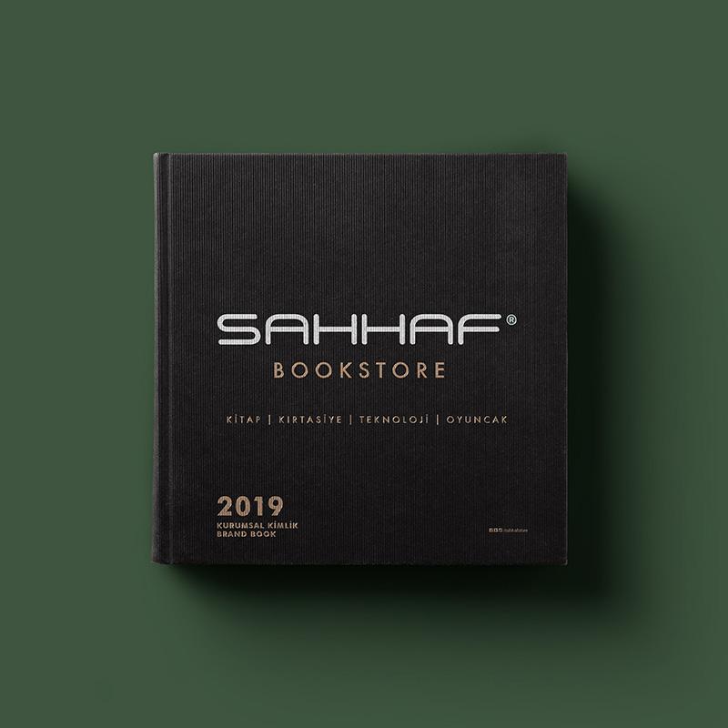Sahhaf Book Store - Kurumsal Kimlik