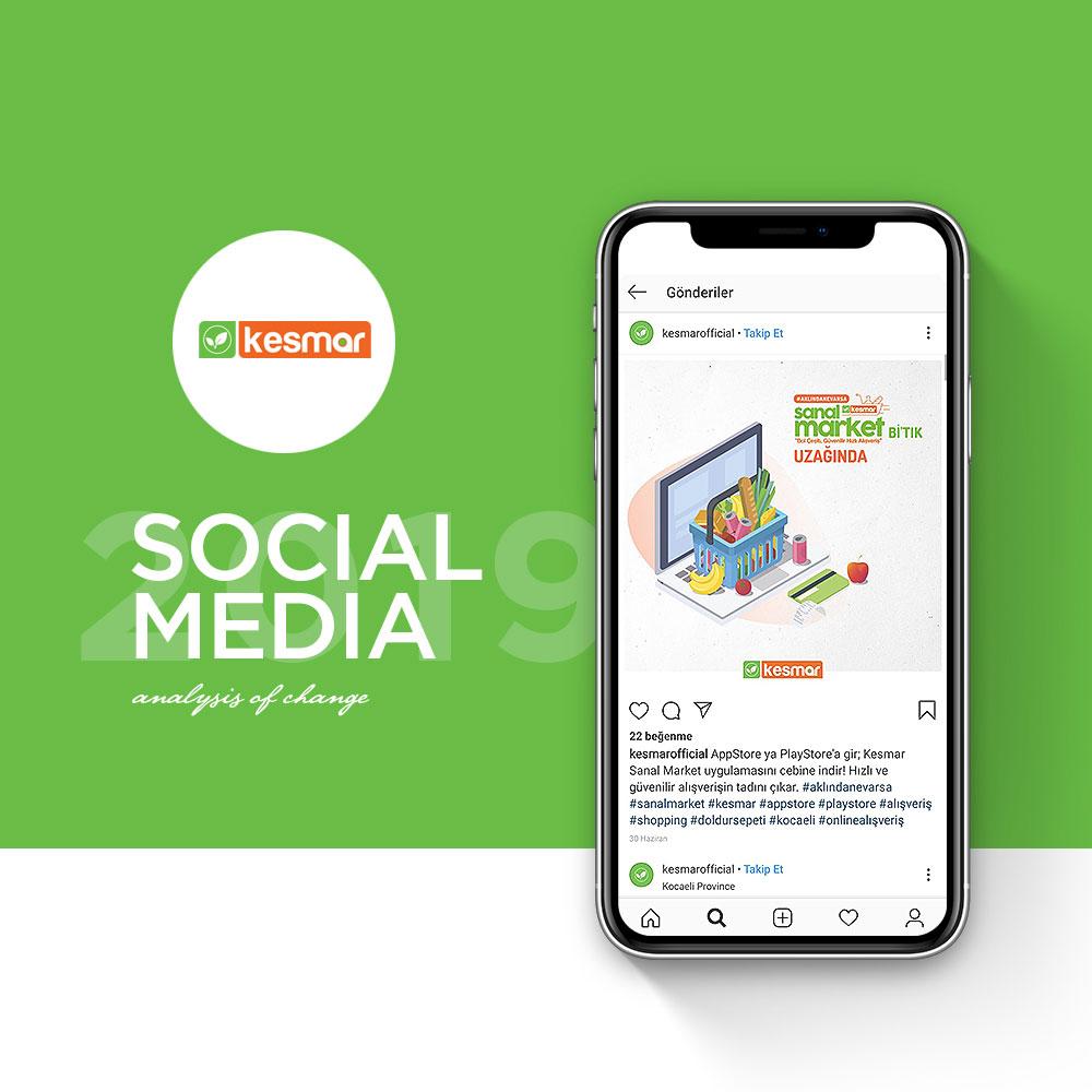 Kesmar - Sosyal Medya Yönetimi
