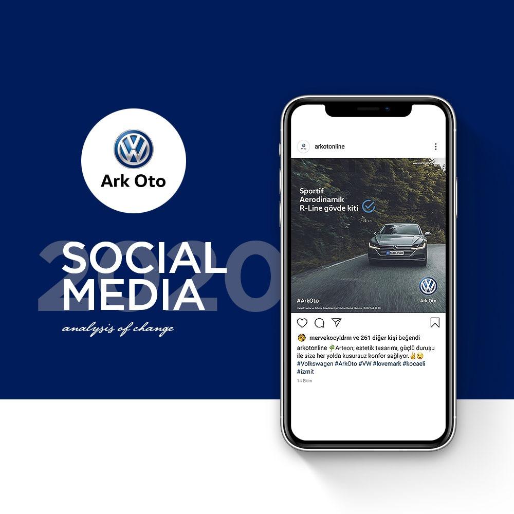 ARK OTO 2019/2 - Sosyal Medya Yönetimi