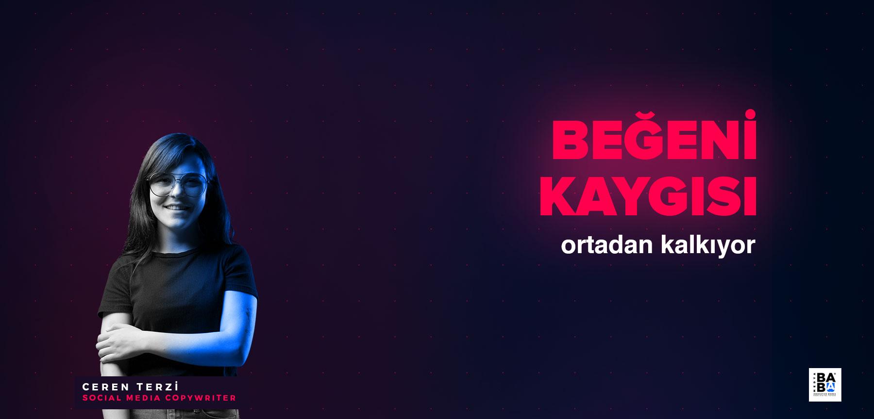 BEĞENİ KAYGISI ORTADAN KALKIYOR!!