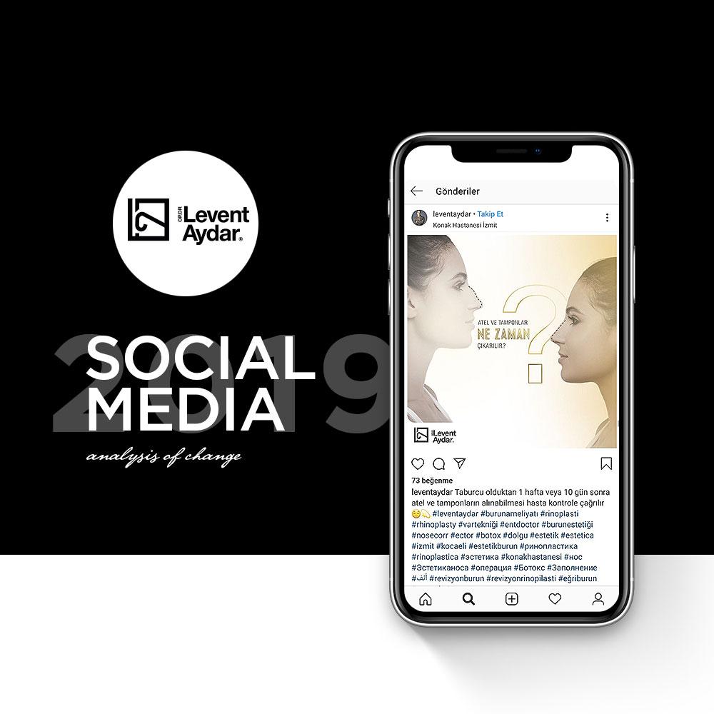 Levent Aydar - Sosyal Medya Yönetimi