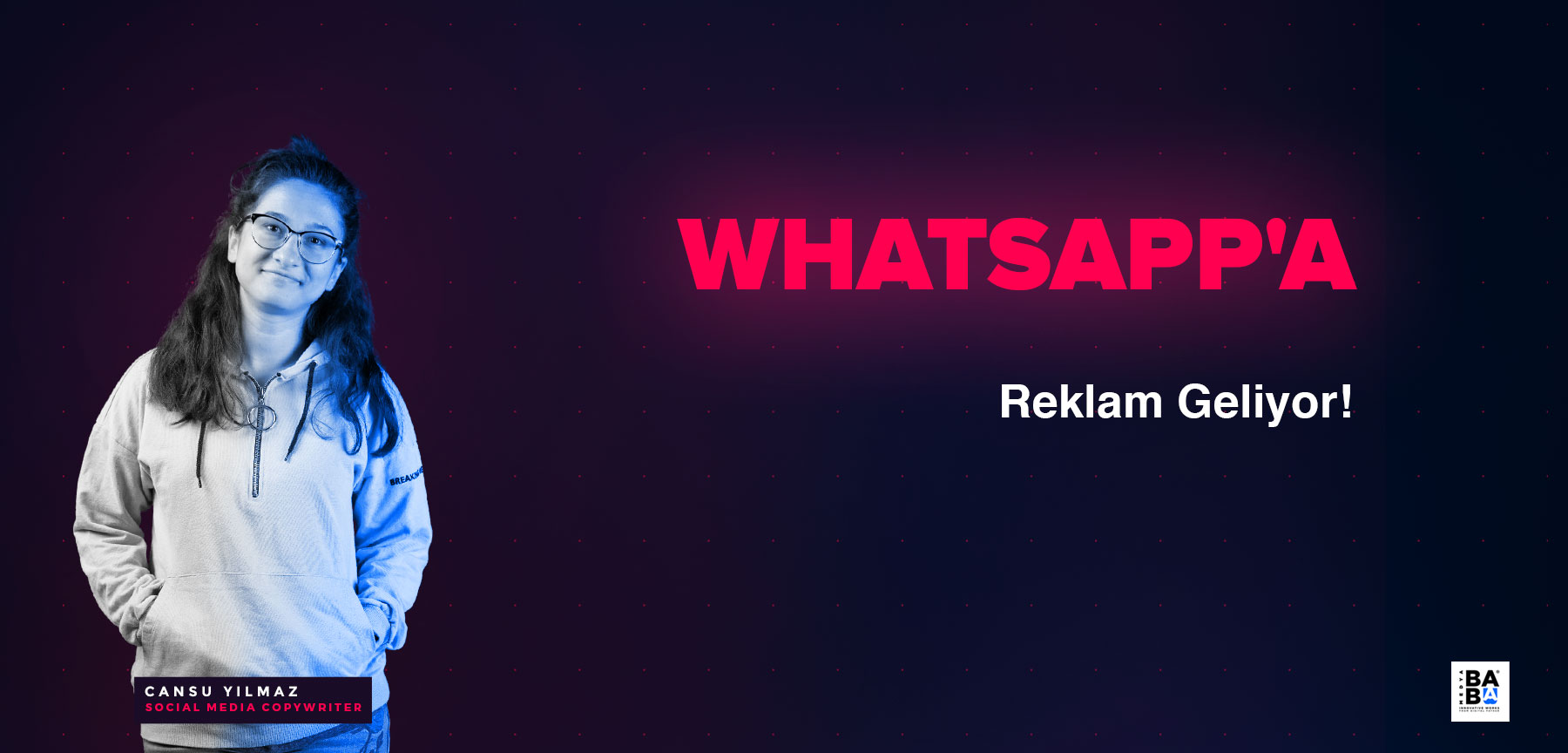 Whatsapp'a Reklam Geliyor!