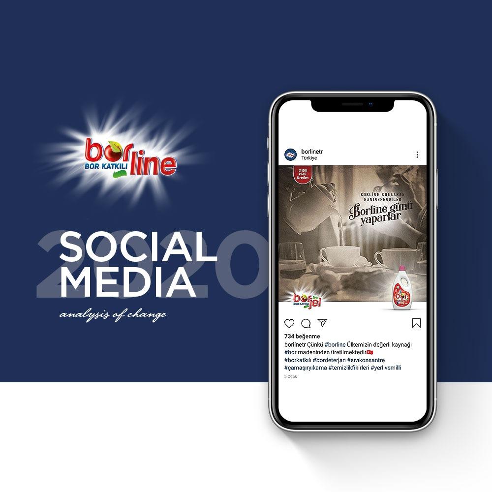 Borline 2019/2 - Sosyal Medya Yönetimi