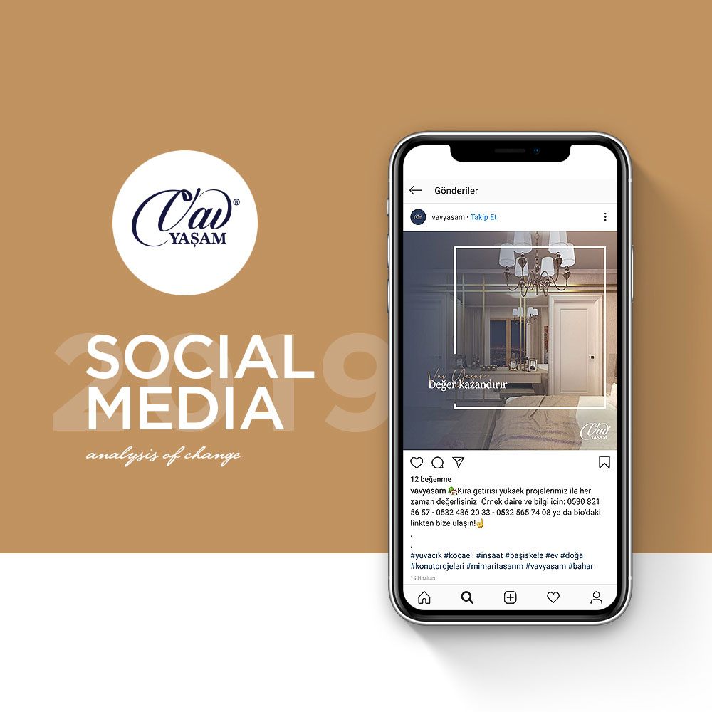 Vav Yaşam - Sosyal Medya Yönetimi